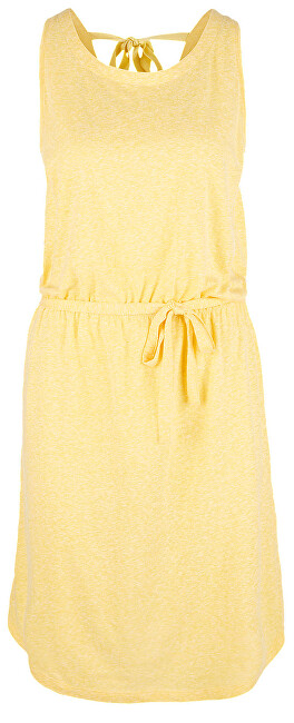 s.Oliver Dámske šaty 14.906.82.5343.13W0 Bright Yellow Melange 40