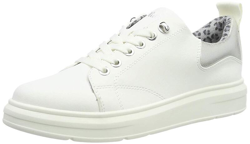 s.Oliver Adidasi pentru femei White 5-5-23627-33-100 39
