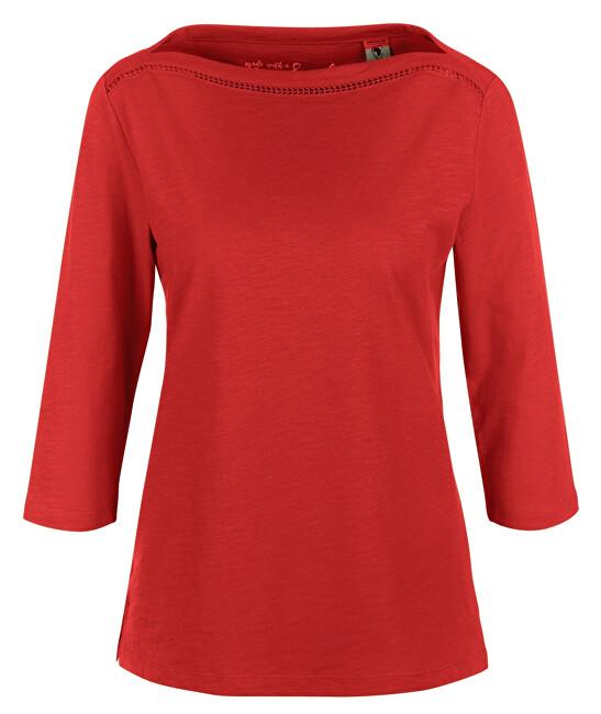 s.Oliver Dámske tričko 14.909.39.2423 .3071 Red 44
