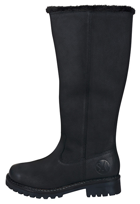 s.Oliver Ladies High Boots Navy 5-5-26603-21-805 39