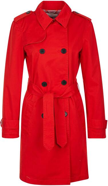 s.Oliver Dámsky kabát 05.002.52.4004 .3071 Red 36