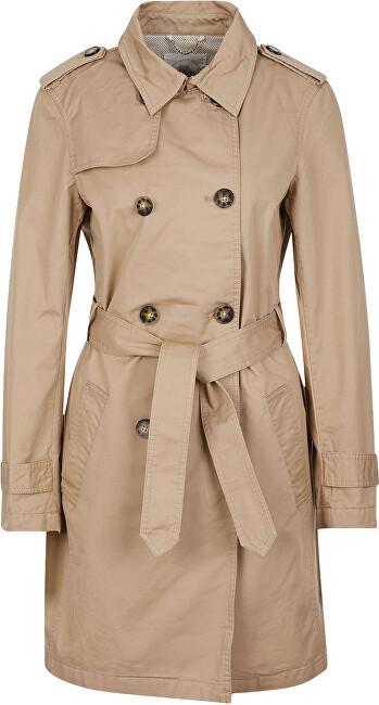 s.Oliver Dámsky kabát 05.002.52.4004 .8402 Brown 38