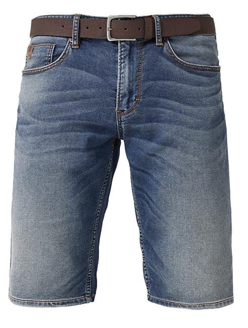 s.Oliver Pantaloni pentru bărbați 03.899.72.4599.55Z4 Blue Denim Stretch 31