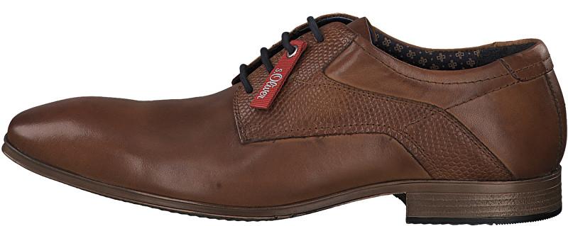 s.Oliver Pantofi pentru bărbați Cognac 5-5-13201-22-305 44