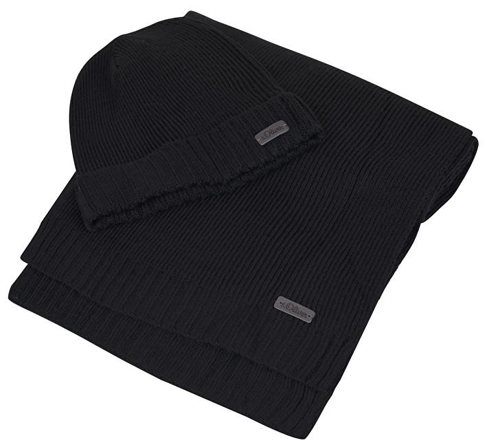 1c4808703 Oliver Pánsky set zimné čiapky a šály 97.811.91.3750 . 9999 Black