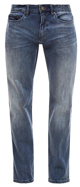 s.Oliver Blugi pentru bărbați PANTS RELAXED Blend Grey Denim Non Str. 13.910.71.5811.97Z4 30/36
