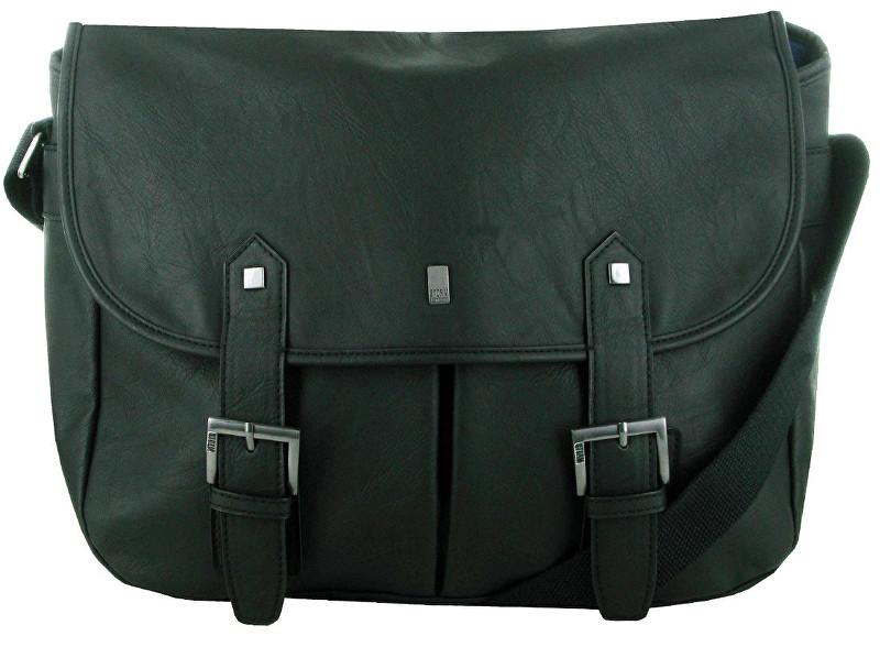Storm Čierna taška cez rameno Penrose Poacher Bag Brown STABY74 4b4cf9c99f5