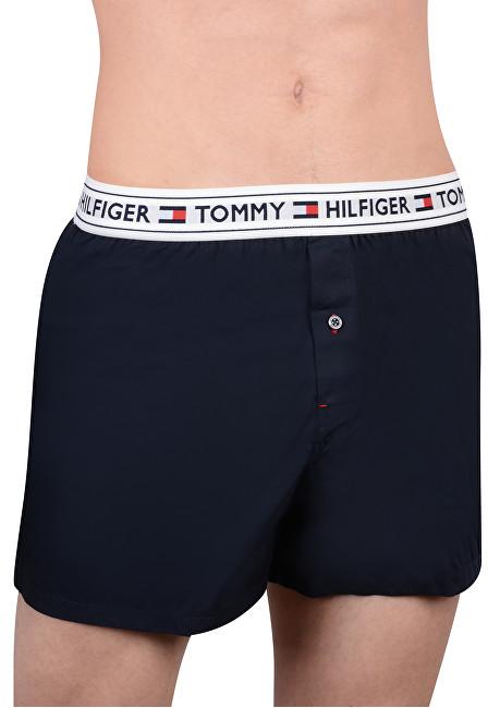 Tommy Hilfiger Boxerky Woven Boxer Navy Blazer UM0UM00517-416 XL