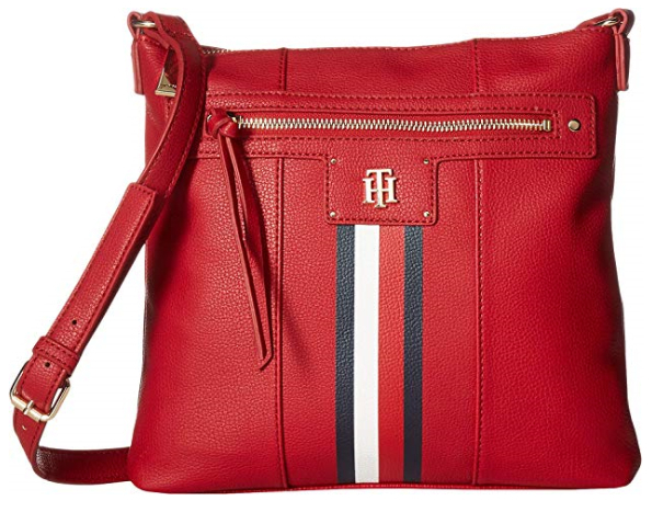e836cc2c58 Tommy Hilfiger Dámská crossbody kabelka Women`s Palmer North South  Crossbody Red