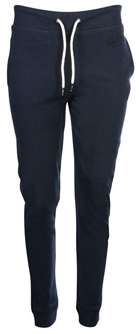 Tommy Hilfiger Dámské kalhoty Perfect Fleece Pant UW0UW00351-416 Navy Blazer