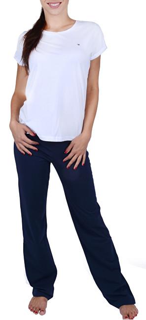 Tommy Hilfiger Setul de tricouri Essen Cn Ss Tee White / Peacoat UW0UW01347-132 L