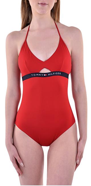 Tommy Hilfiger Costum de baie One-Piece RP Tango Red UW0UW01425-611 S