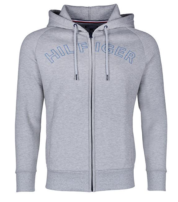 Tommy Hilfiger Pánská mikina Hoody Ls Grey Heather UM0UM00715-004 M 3fb5af2ba0