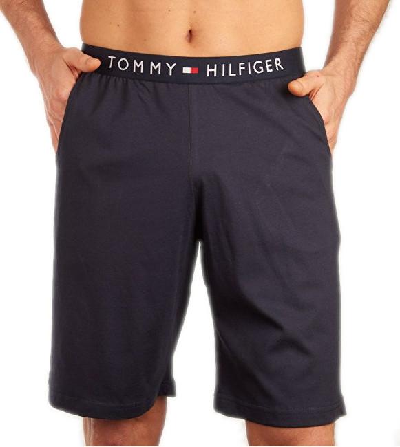 Tommy Hilfiger Pantaloni scurți pentru bărbați Pajama Short UM0UM01203 -416 Navy Blaze r XL