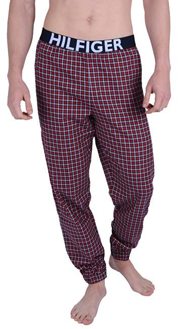 Tommy Hilfiger Bărbați Bold Pantaloni țesute pantaloni pentru bărbați Navy Blaze r UM0UM01047-416 M