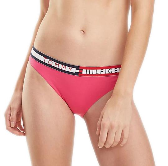 Tommy Hilfiger Încălțăminte Bikini Fuchsia Purple UW0UW01488-501 S