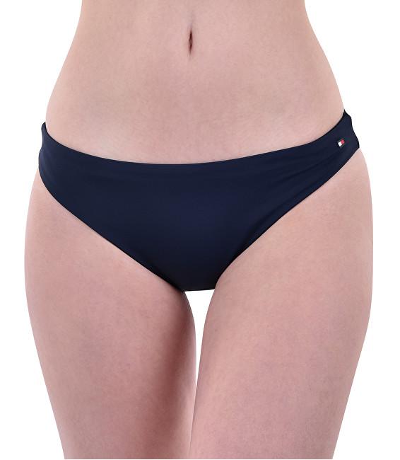 Tommy Hilfiger Încălțăminte Classic Bikini Navy Blazer UW0UW01469-416 L