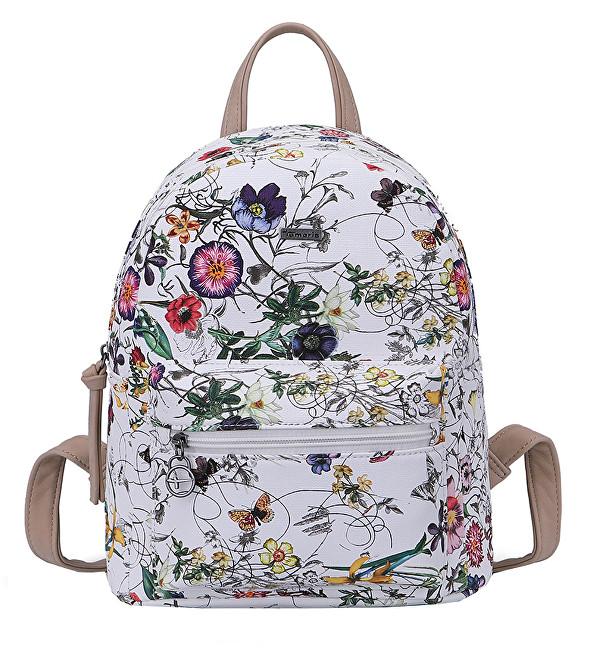 Tamaris Rucsac Volma Backpack 3060191-199 Off White Comb