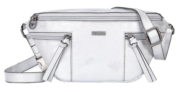 Tamaris Ledvinka Belinda Bum Bag 3045191-941 Silver