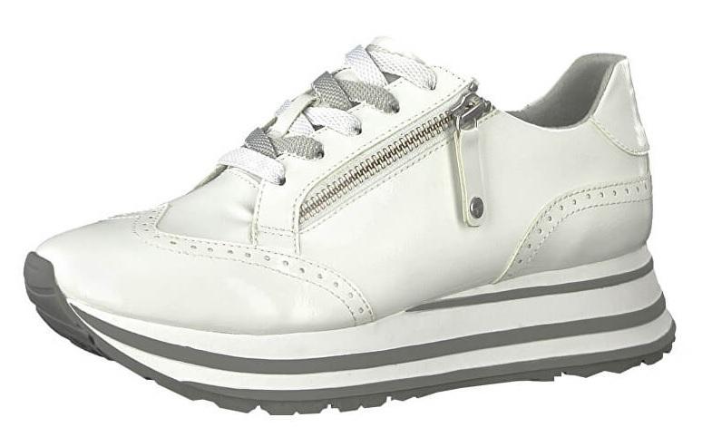 650bbf4844c Tamaris Dámské boty 1-1-23701-32-100 White 39