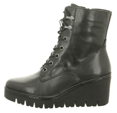 Tamaris Dámske členkové topánky 1-1-25270-23-001 Black 39