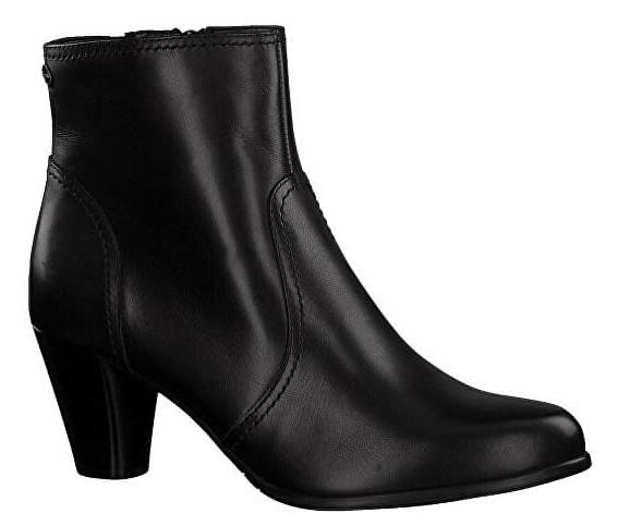 Tamaris Dámské kotníkové boty 1-1-25377-21-001 Black 40 0576b9d2ee