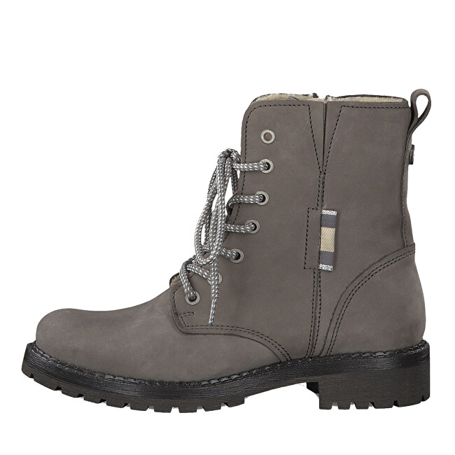 Tamaris Dámske členkové topánky 1-1-26267-23-254 Light Grey 40