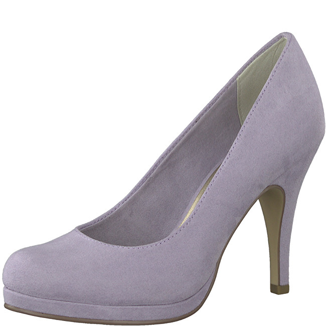 27dd251bb511 Tamaris Dámské lodičky 1-1-22407-22-551 Lavender 36
