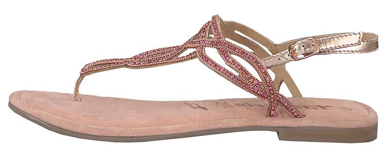 e42676c9da3e6 Tamaris Dámske sandále 1-1-28115-20-952 Rose 41