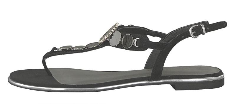 Tamaris Dámske sandále 1-1-28151-22-001 Black 39