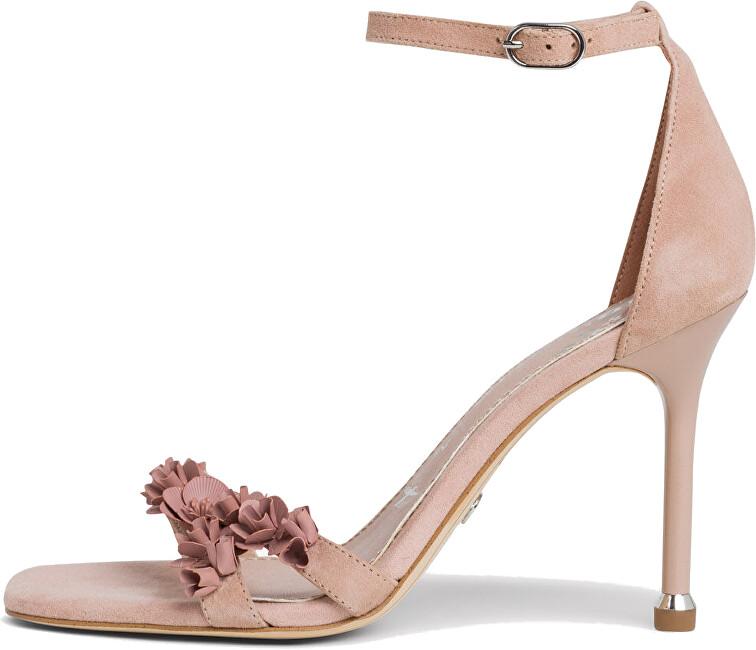 Tamaris Dámske sandále 1-1-28330-24-558 Old Rose 37