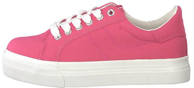 Tamaris Dámske tenisky 1-1-23602-22-510 Pink 38