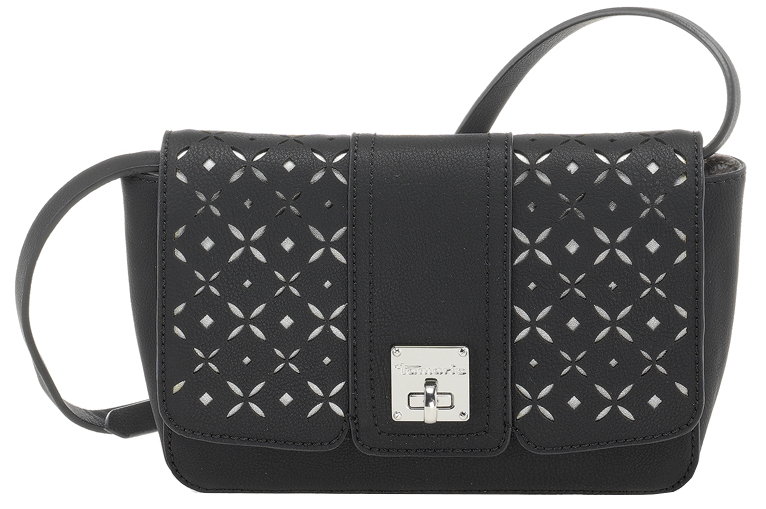 Tamaris Elegantní crossbody kabelka Beate Crossbody Bag S 2580181-001 Black