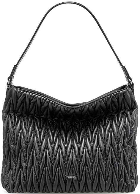 Tamaris Elegantní dámská kabelka Bess Hobo Bag 1629162-098 Black comb.