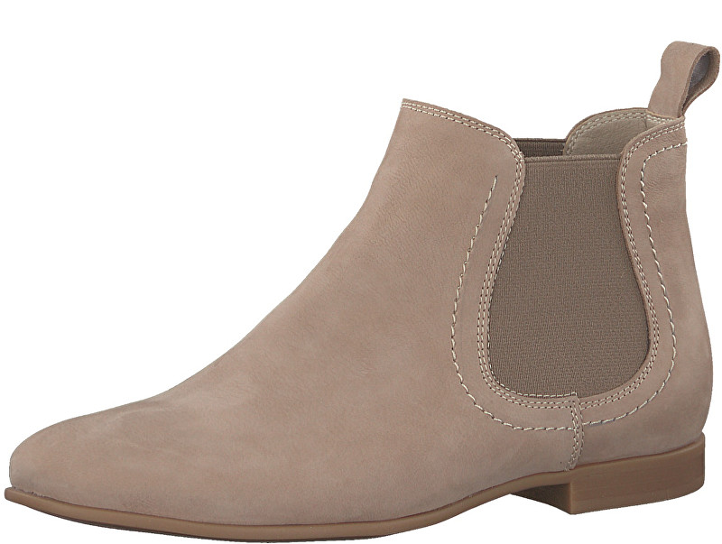 Tamaris Elegantní dámská obuv 1-1-25334-38 355 Sand 37