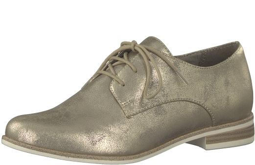 Tamaris Elegantní dámské boty 1-1-23308-38-952 Rose Metallic 38