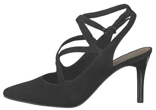 Tamaris Elegantné dámske lodičky 1-1-29605-22-001 Black 36
