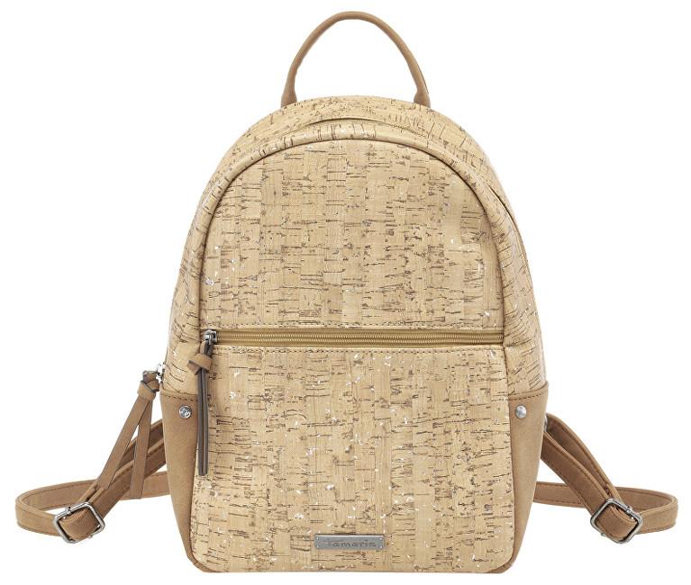 Tamaris Elegantní dámský batoh Edna Backpack 2576181-396 Nature Comb