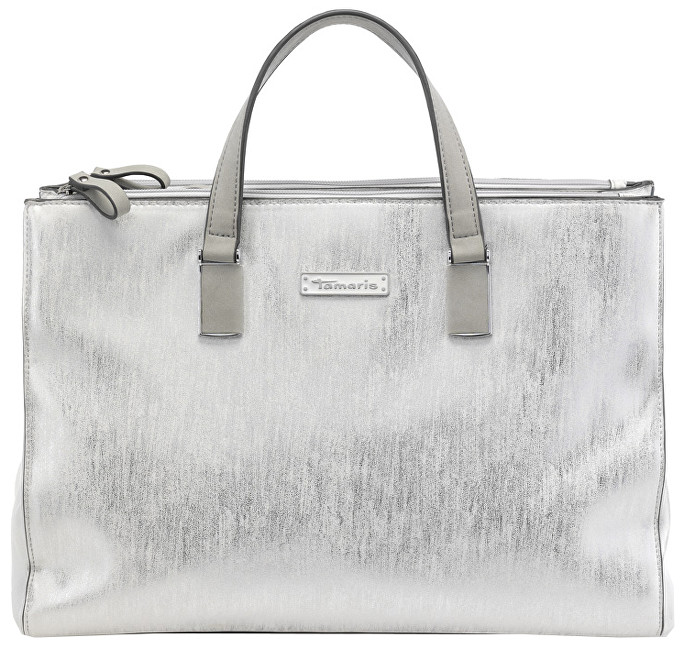 Tamaris Elegantní kabelka Nadine Business Bag 2596181-919 Silver Comb.