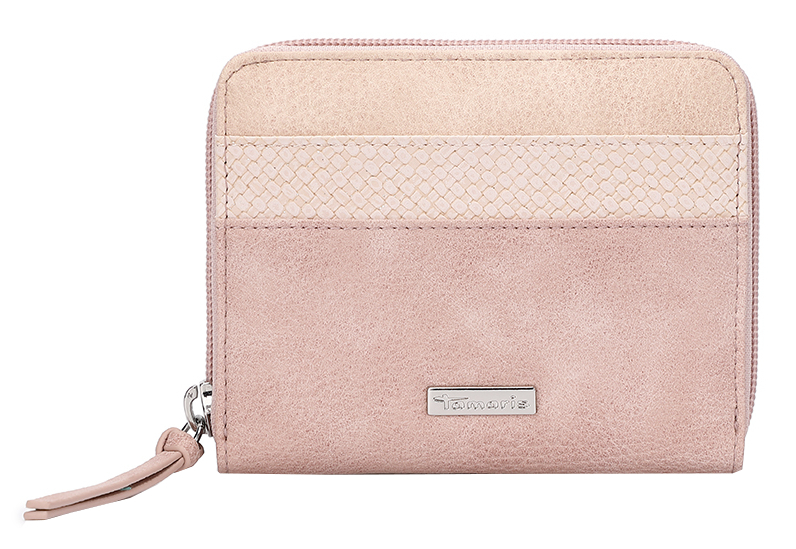 Tamaris Portofel Khema Small Zip Around Wallet 7194191-590 Rose Comb.