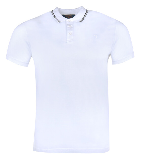 Trussardi Pánske polo triko Polo Mercerized Cotton Regular Fit 52T00320 -W001 M