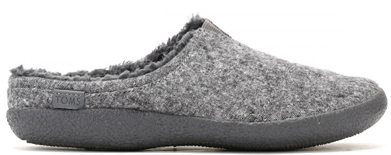 TOMS Bărbați pantofi gri Grey Slub Berkeley 44