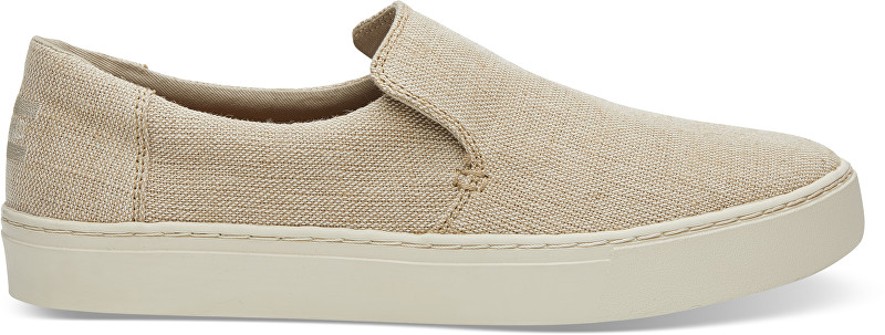 TOMS Pánske Slip-On Natural Heritage Canvas Lomas 41