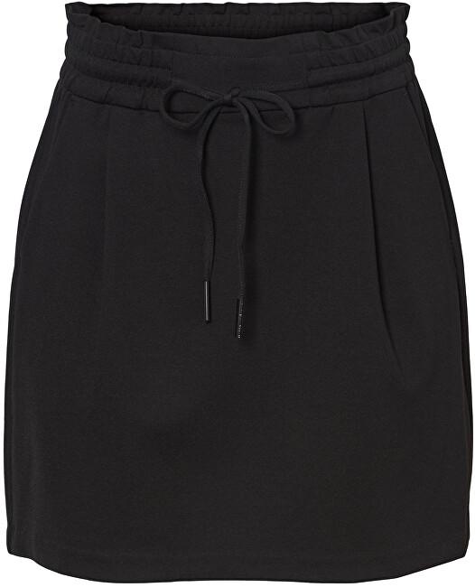 Vero Moda Dámska sukňa VMEVA 10225935 Black S