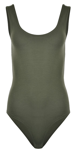 Vero Moda Doamnelor corpul Rie S/L Bodysuit FD18 Ivy Green S
