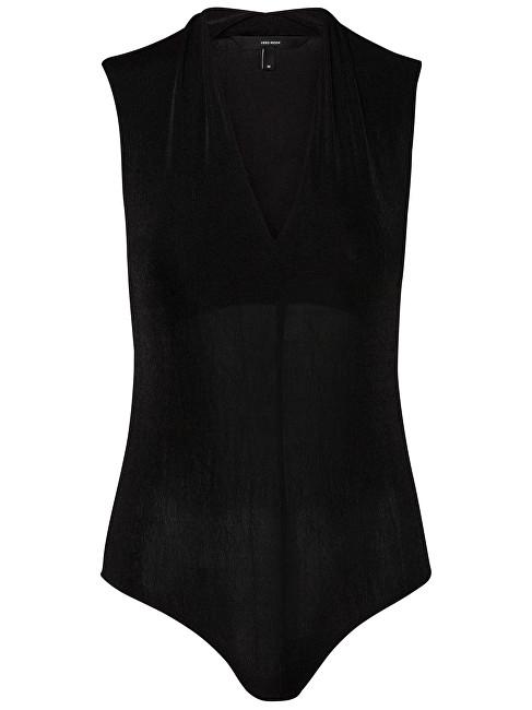 Vero Moda Femei de corp Vera SL Body Jrs Black L