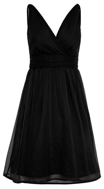 Vero Moda Rochie pentru femei Josephine Sl Above Knee Dress Color Black M