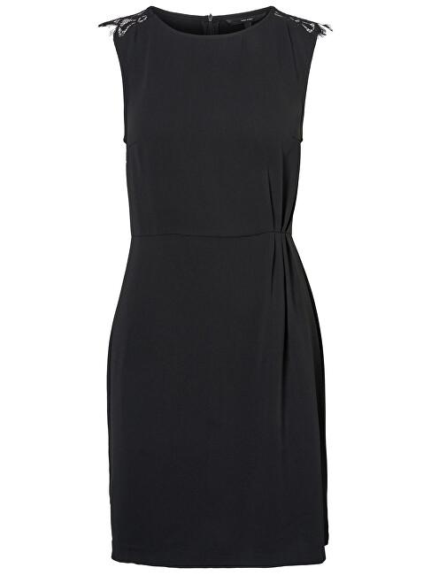 9ab169be3b070 Hodinky Vero Moda Dámske šaty Doss Lacole Ls O-neck Dress Boo Night ...