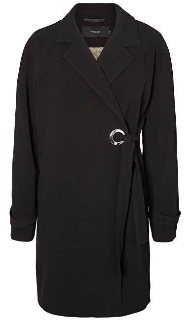 Vero Moda Mantou pentru femei Bette Sea 3/4 Jacket Black XS