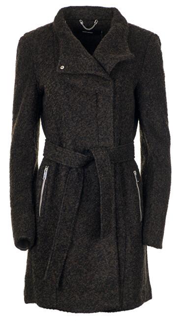 Vero Moda Palton petru femei Two Dope Loop Aw18 3/4 Jacket Boos Peat Silver M